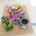 Bevo tè giapponese. Leggo riviste giapponesi. Non capisco il giapponese