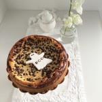 Una cheesecake talmente cioccolatosa che.