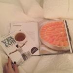 Voglia di Cheesecake vegana al mandarino