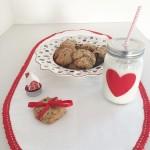 Biscotti che profumano il cuore