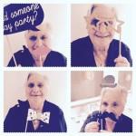 Questa foto della Nonna l'ho messa ovunque,  lo so
