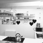 La cucina della depandance