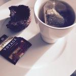 Cupcake Raw e tè caldi. C'è della coerenza