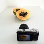 La Papaya è fotogenica