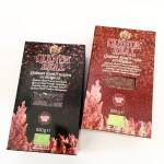 Quinoa rossa e nera