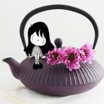 Un po' di tè  e un po' di me