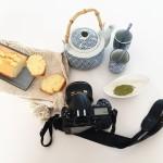 Plumcake, tè e pensieri