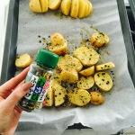Patate con Alghe e sesamo provate mai?