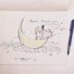 La luna e la barca