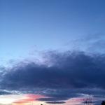 Le nuvole come noi