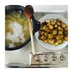 Zucchine e ricotta salata