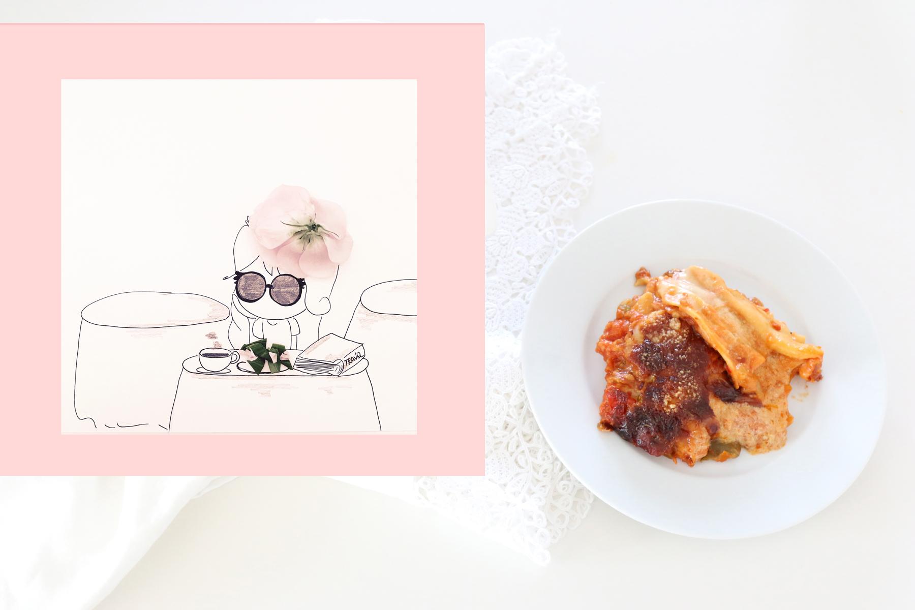 come cucinare: lasagne vegetariane con ?ragù? di seitan e ... - Come Cucinare Le Lasagne